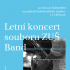 Letní koncert ZUŠ Bandu